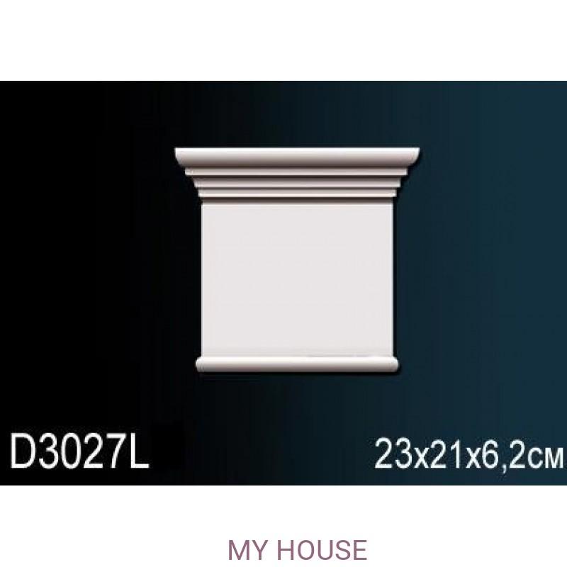 Лепнина Perfect D3027L производства Perfect