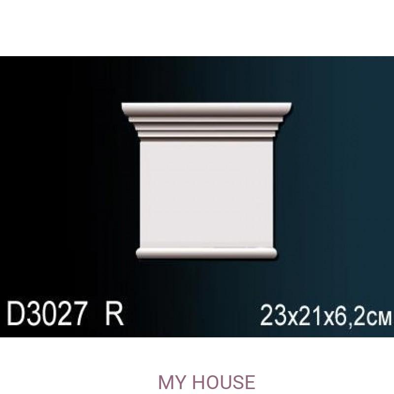 Лепнина Perfect D3027R производства Perfect