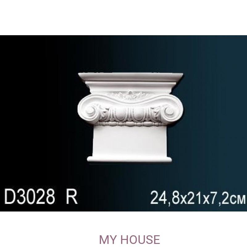 Лепнина Perfect D3028R производства Perfect