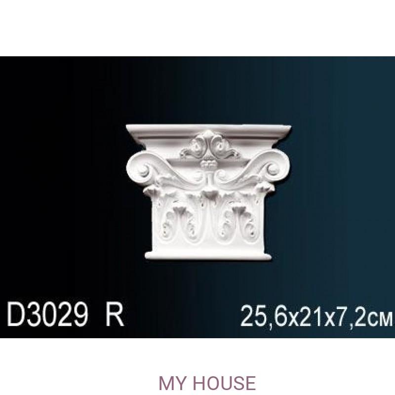 Лепнина Perfect D3029R производства Perfect