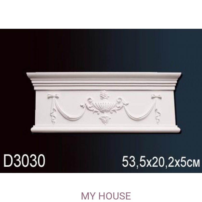 Лепнина Perfect D3030 производства Perfect