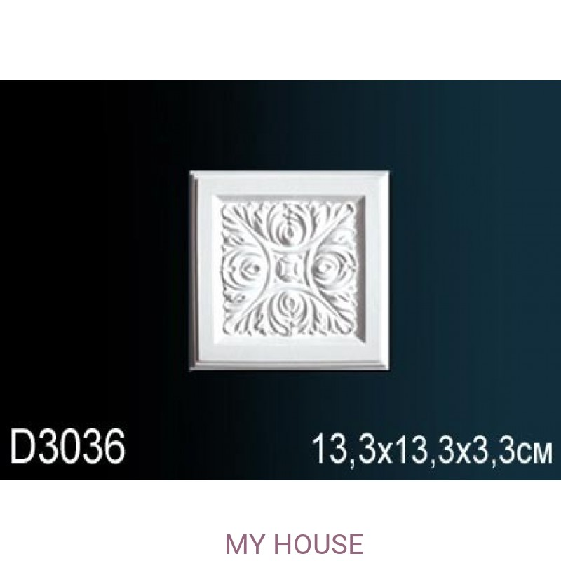 Лепнина Perfect D3036 производства Perfect