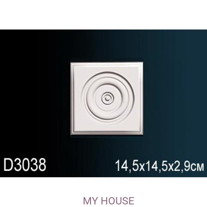 Лепнина Perfect D3038 производства Perfect