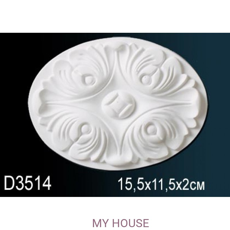 Лепнина Perfect D3514 производства Perfect