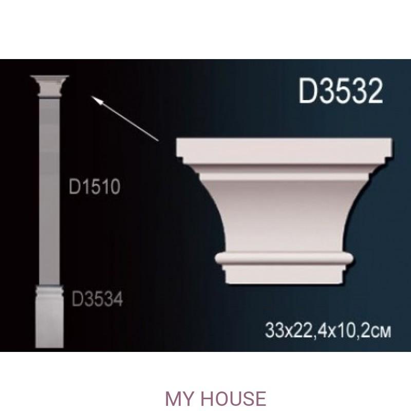 Лепнина Perfect D3532 производства Perfect