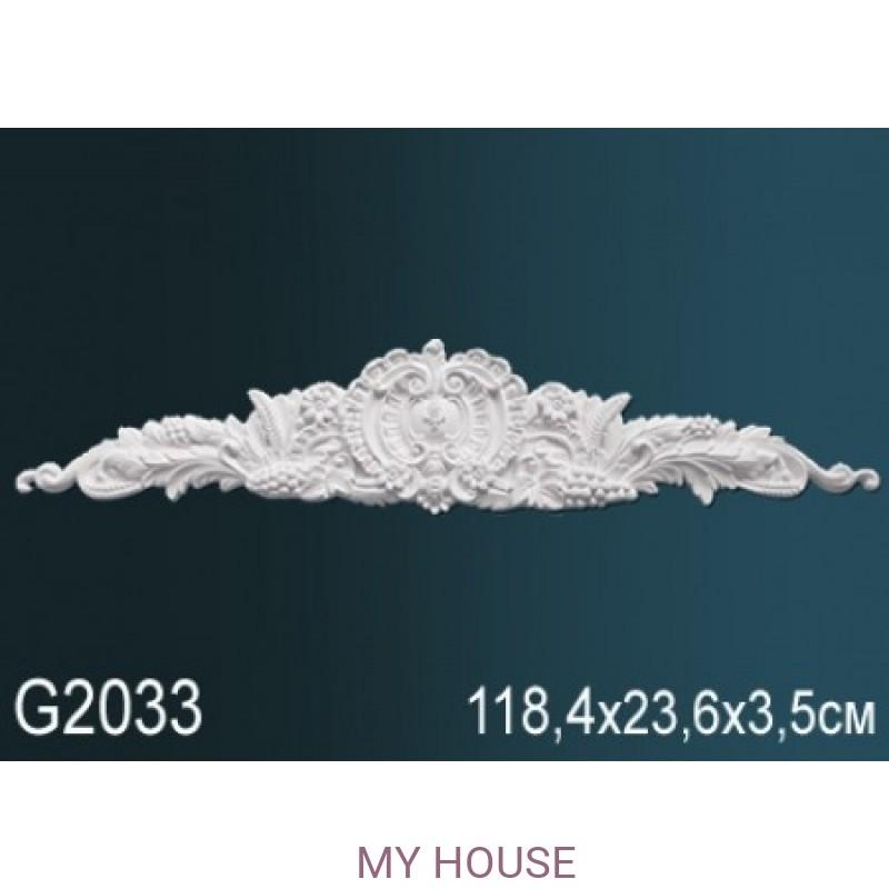 Лепнина Perfect G2033 производства Perfect