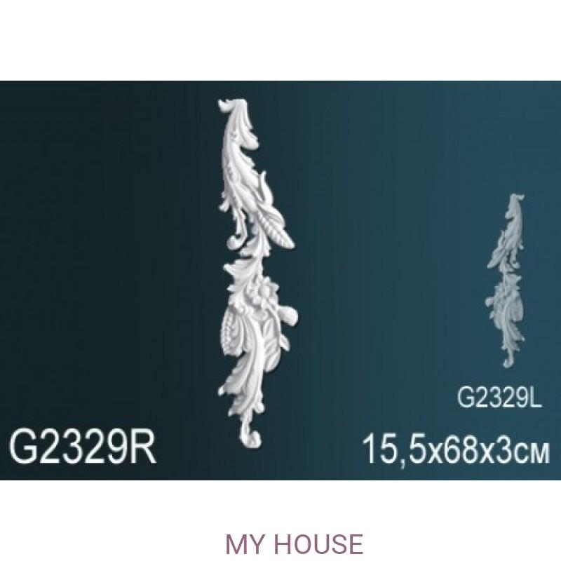 Лепнина Perfect G2329R производства Perfect