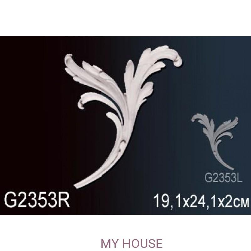 Лепнина Perfect G2353R производства Perfect