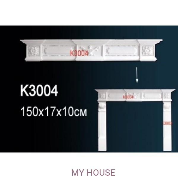 Портал для камина (верх) Perfect K3004