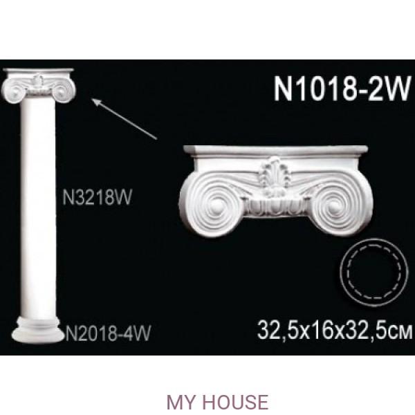 Капитель колонны Perfect N1018-2W