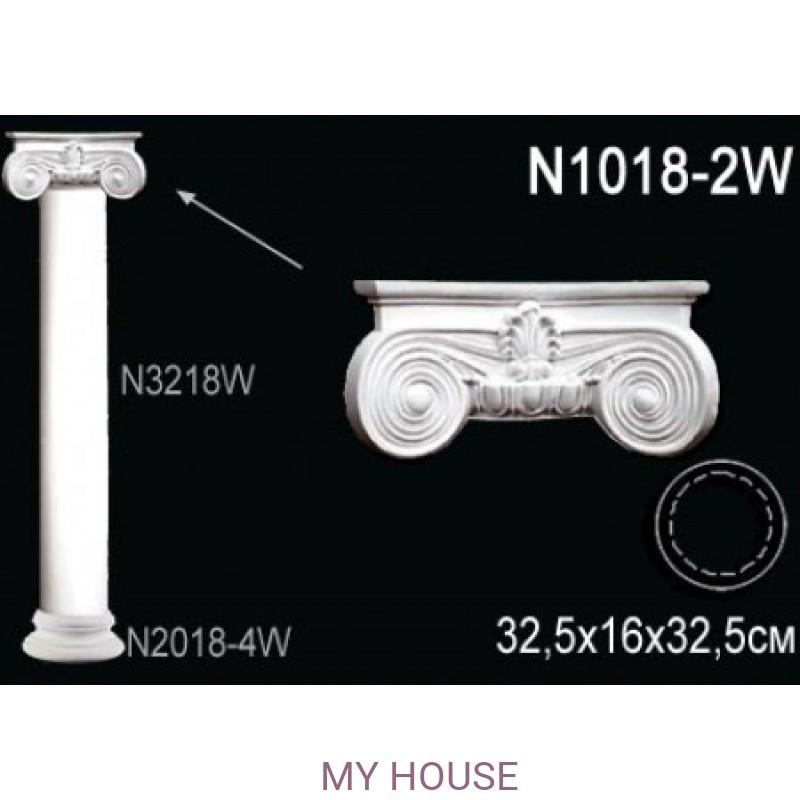 Лепнина Perfect N1018-2W производства Perfect