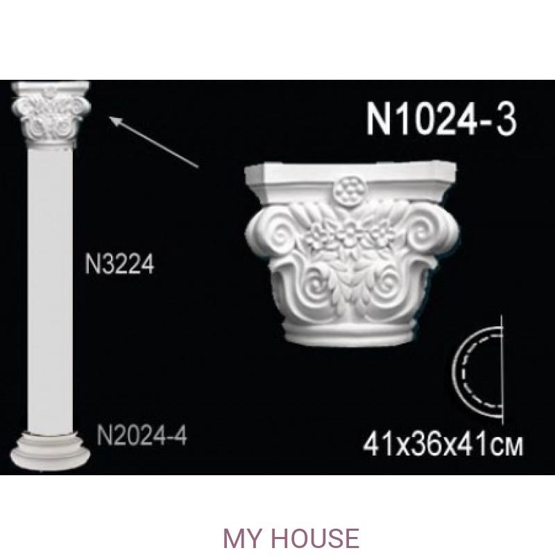 Лепнина Perfect N1024-3 производства Perfect