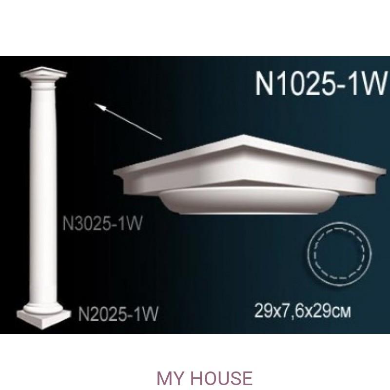 Лепнина Perfect N1025-1W производства Perfect