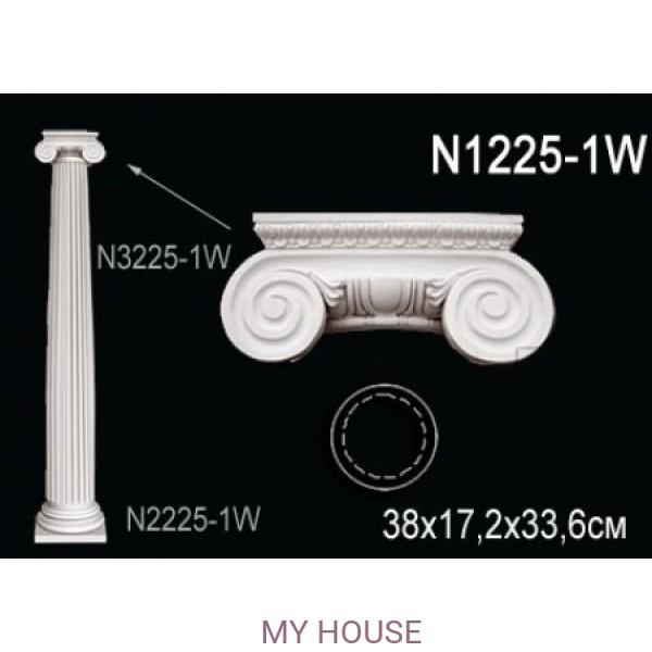Капитель колонны Perfect N1225-1W