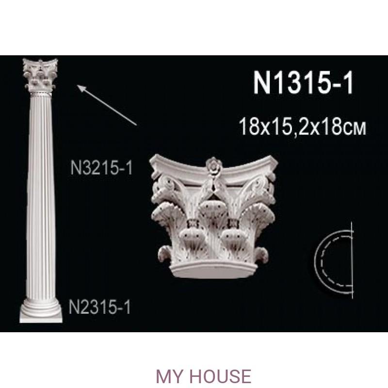 Лепнина Perfect N1315-1 производства Perfect