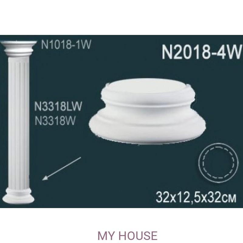 Лепнина Perfect N2018-4W производства Perfect