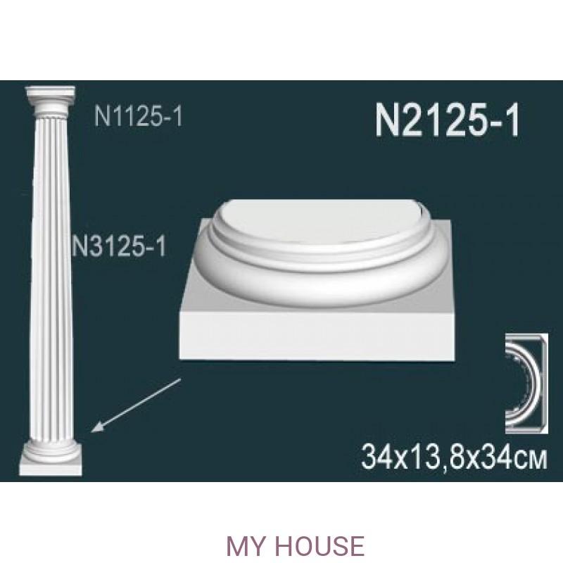 Лепнина Perfect N2125-1 производства Perfect