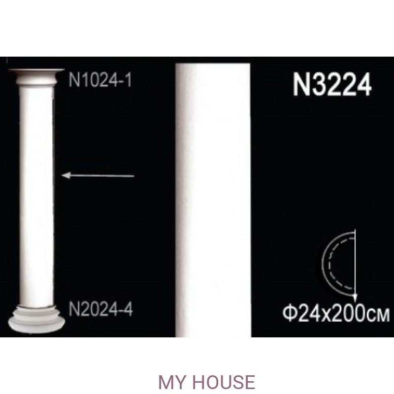Лепнина Perfect N3224 производства Perfect