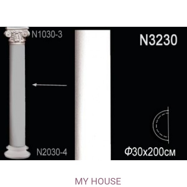 Полуколонна Perfect N3230