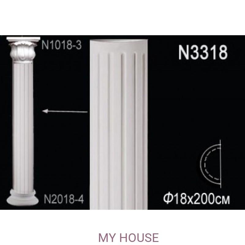 Лепнина Perfect N3318 производства Perfect