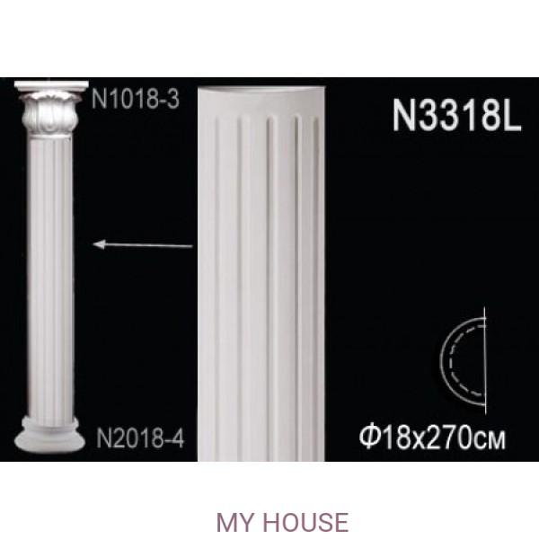 Полуколонна Perfect N3318L