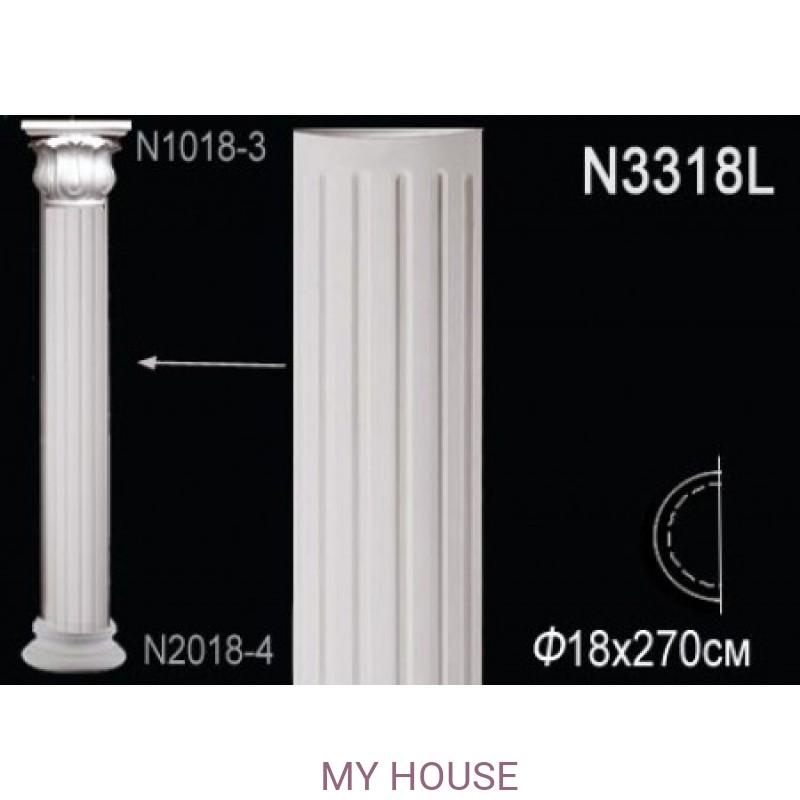 Лепнина Perfect N3318L производства Perfect