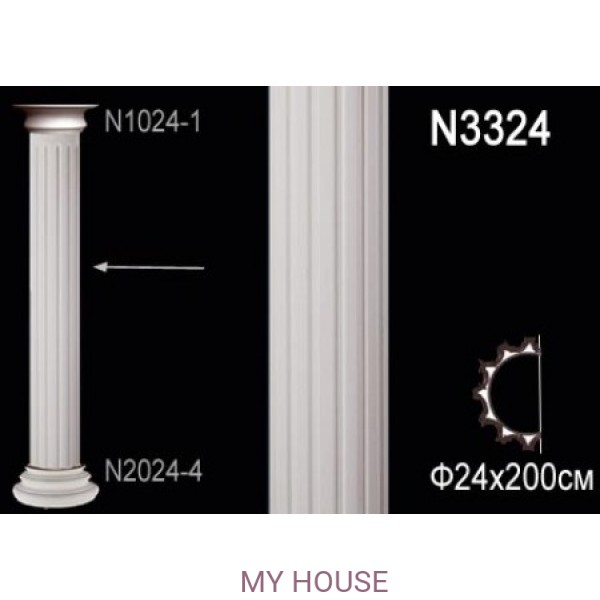 Полуколонна Perfect N3324