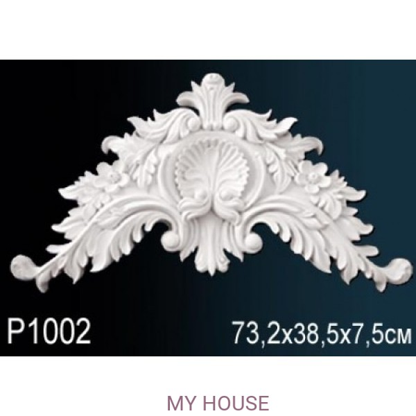 Фрагмент орнамента Perfect P1002