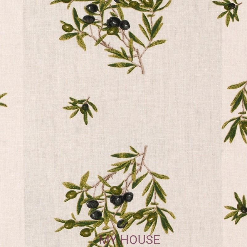 Коллеция CARROUSEL OLIVADE CRETONNE 001 FICELLE Galleria Arben