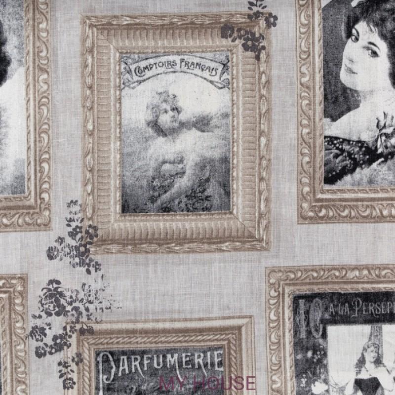 Коллеция CARROUSEL CORSET 002 NATUREL Galleria Arben
