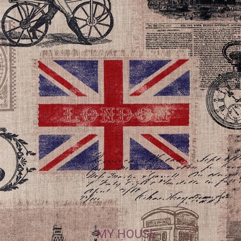Коллеция CARROUSEL LONDON NEWS 001 LIN Galleria Arben
