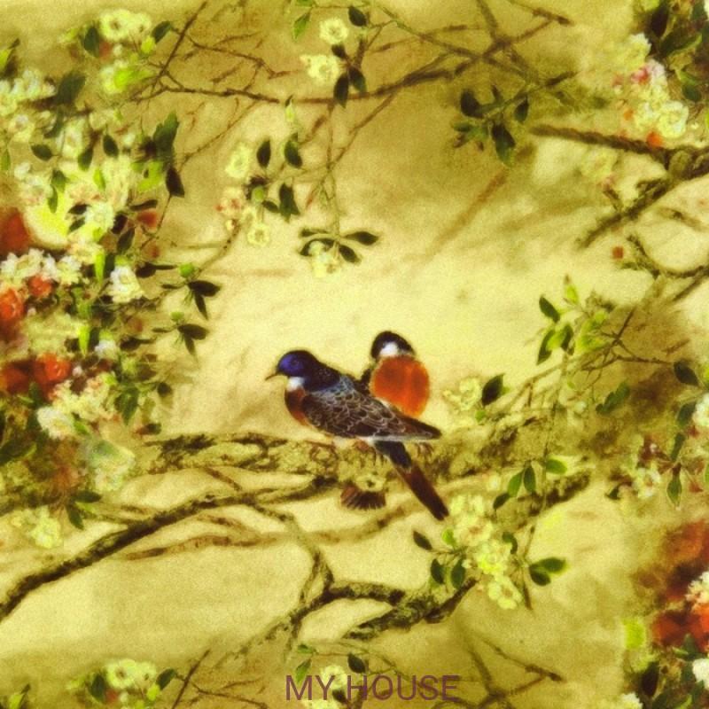Коллеция DG ART BIRDS 02 Galleria Arben