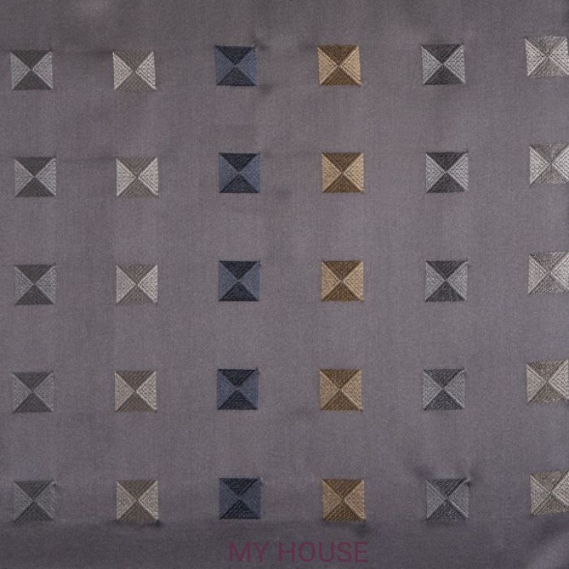 Коллеция DIAMONDS SQUARES 14 CHARCOAL Galleria Arben