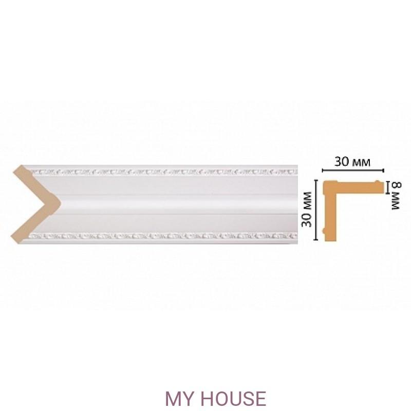 Лепнина Классический белый  [Цвет 115] 116-115 производства DECOMASTER РОССИЯ