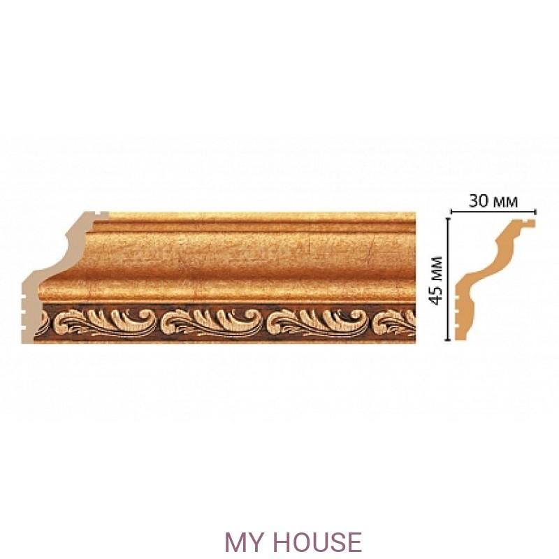 Лепнина Коллекция Эрмитаж  [Цвет 1223] 148B-1223 производства Decomaster