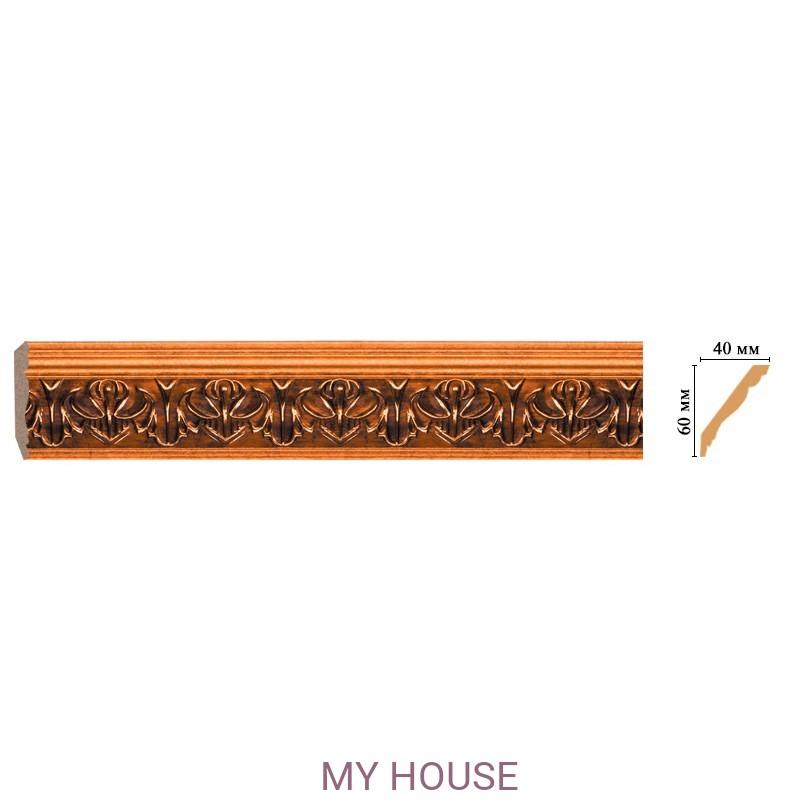 Лепнина Коллекция Эрмитаж  [Цвет 1223] 155B-1223 производства Decomaster