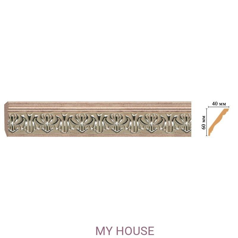 Лепнина Коллекция Эрмитаж  [Цвет 59] 155B-59 производства Decomaster