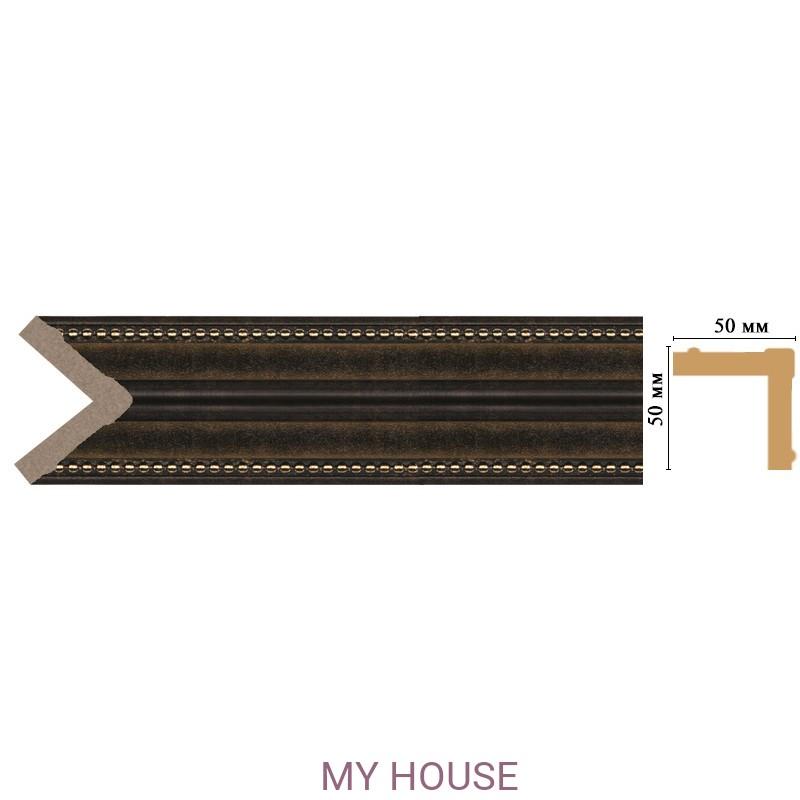 Лепнина Коллекция Ионика  [Цвет 56] 142-56 производства Decomaster