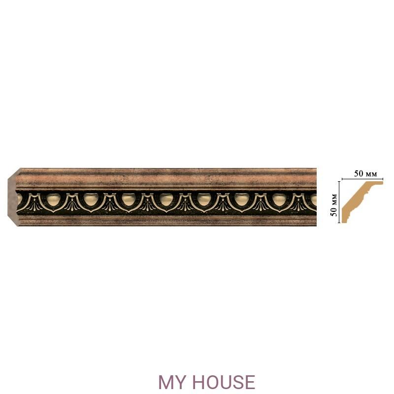 Лепнина Коллекция Ионика  [Цвет 57] 155D-57 производства Decomaster