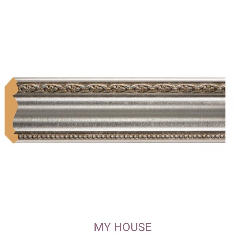 Лепнина Серебристый металлик  [Цвет 55] 146-55 производства Decomaster
