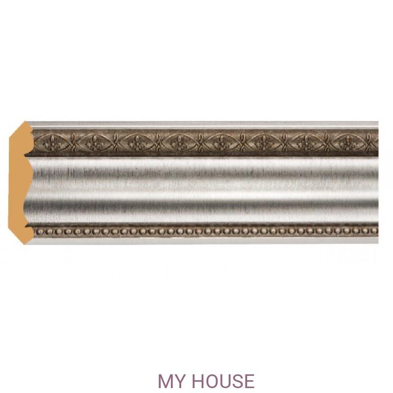 Лепнина Серебристый металлик  [Цвет 55] 154-55 производства Decomaster