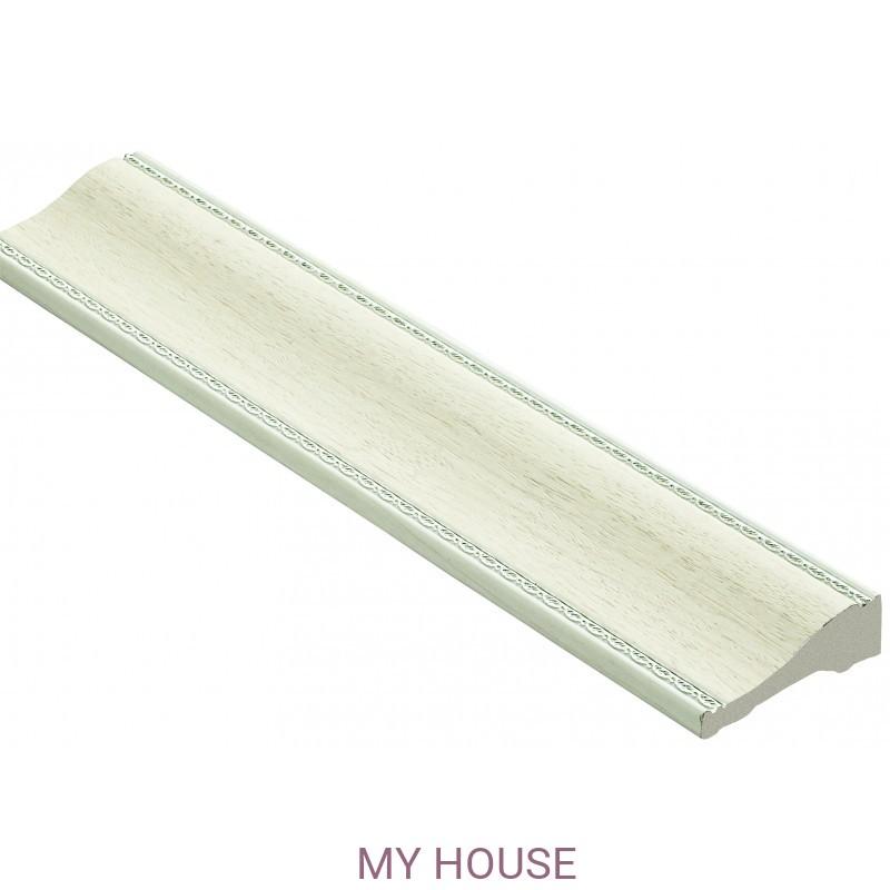 Лепнина Ясень белый  [Цвет 15] 192-15 производства Decomaster
