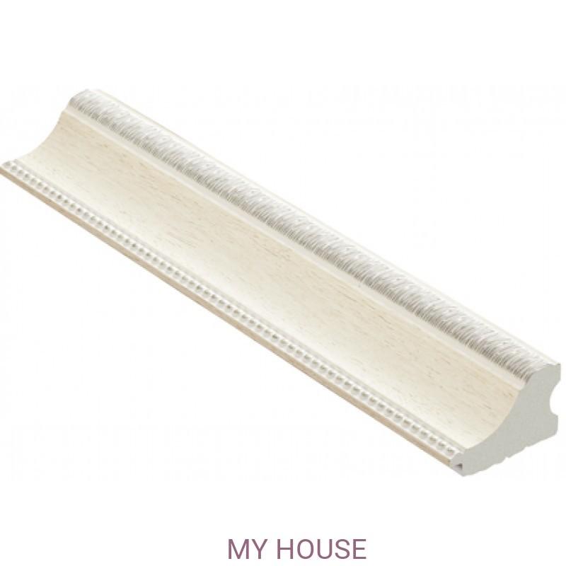 Лепнина Ясень белый  [Цвет 15] 198-15 производства Decomaster