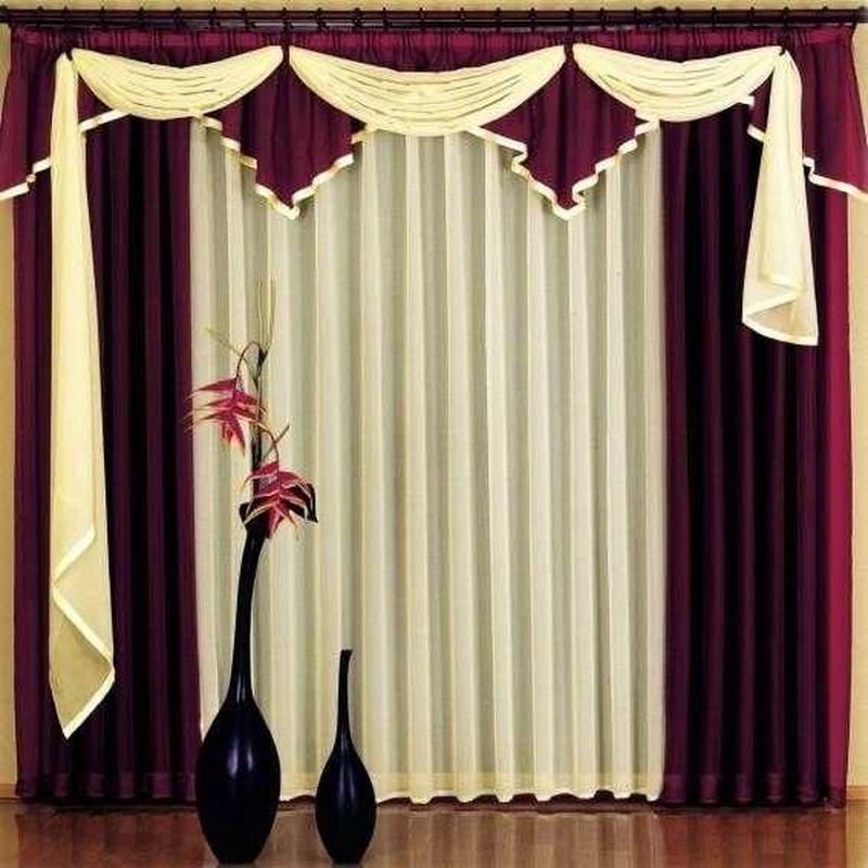 Как самим сшить шторы для гостиной